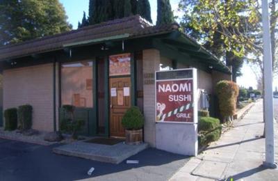 Naomi Sushi - Menlo Park, CA