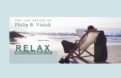 The Law Office of Philip B. Vinick - Roseland, NJ