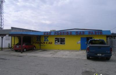 K K Foreign Car Parts Inc Orlando Fl 32809 Yp Com