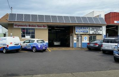 Hoesly Automotive - Vancouver, WA