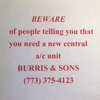 Burris and Sons Heating, Cooling & Plumbing