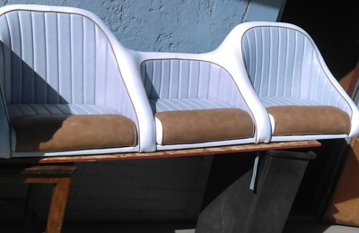 Superieur Sergieou0027s Classic Kustom Upholstery   Fort Collins, CO. A Boat Seat For A  Fishing