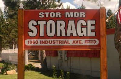 Wonderful Stor Mor Storage   South Lake Tahoe, CA