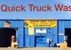 Quick Truck Wash -Exit 84 Truck Wash - Russellville, AR