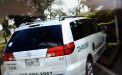 Florida Garden Cab