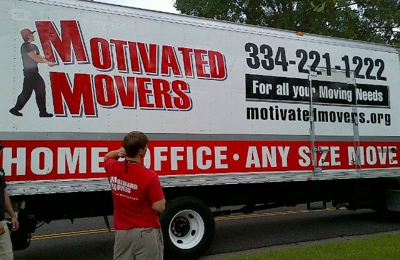 Motivated Movers - Montgomery, AL