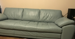 Merveilleux Dianne Flack Leather Furniture Outlet   San Marcos, TX. Sunken Cushions And  The Sofa