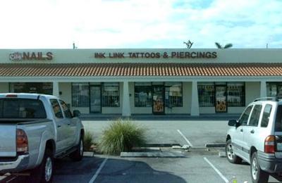 Ink Link Tattoos, Inc 691 N Military Trl, West Palm Beach, FL 33415 ...