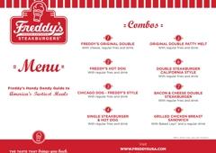 Freddy's Frozen Custard & Steakburgers - Fayetteville, AR