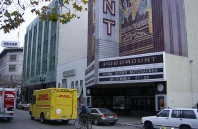Paramount Theatre - Oakland, CA