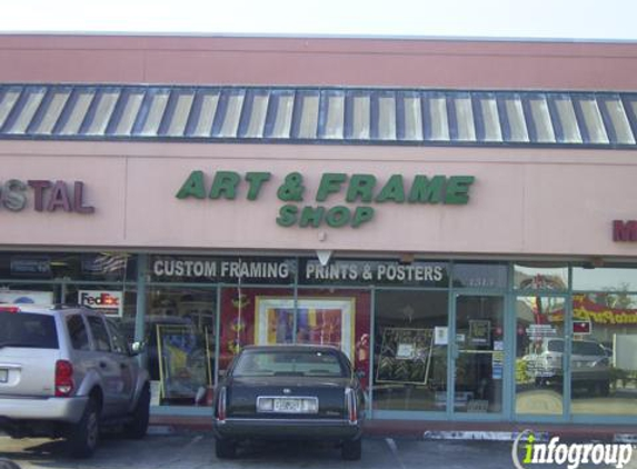 Art & Frame Shop - Fort Lauderdale, FL