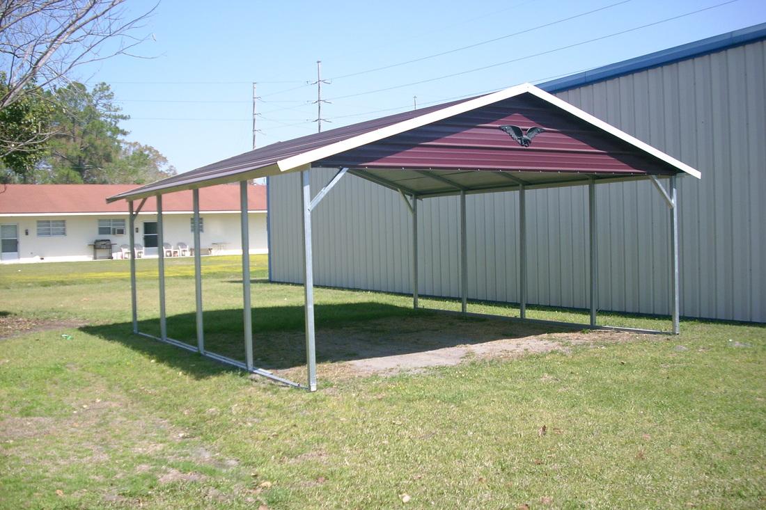 Burton 39 s custom carports and buildings 8870 park ave - Nearest garage to my current location ...