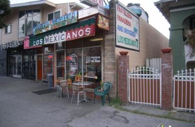 Los Mexicanos Bakery - Oakland, CA