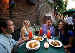 Pat O'Brien's Courtyard Restaurant - New Orleans, LA
