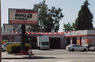 Big O Tires - Emeryville, CA