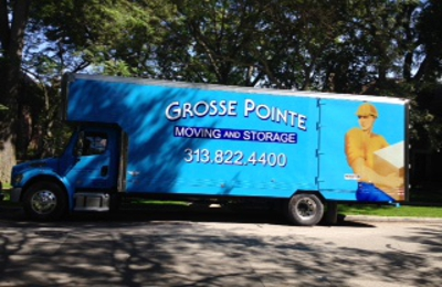 Grosse Pointe Moving & Storage Inc - Detroit, MI. Serving the Metro Detroit area for over 30 years!