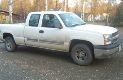 A & L Auto Sales - Anchorage, AK. 2004 Chevy 4x4 asking 4500 or best offer phone number 315-9925