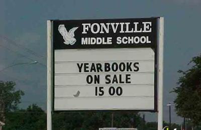 Fonville Middle School - Houston, TX