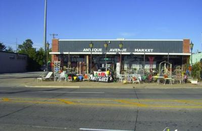 Antique Avenue Market - Oklahoma City, OK