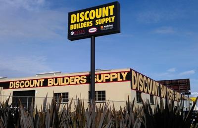 Discount Builders Supply - San Francisco, CA