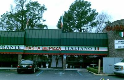 Gubbio S Italian Restaurant 5111 Baymeadows Rd Ste 19