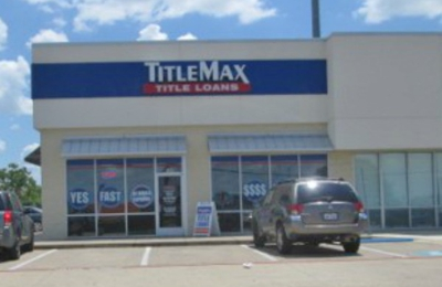 TitleMax Title Loans - Fort Worth, TX