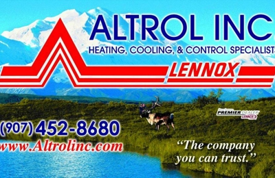 Altrol Inc-Heating & Cooling Specialists - Fairbanks, AK