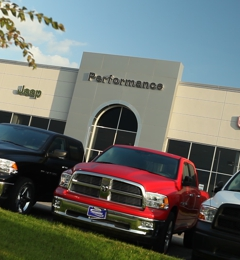 Performance Chrysler Jeep Dodge Ram Columbus - Columbus, OH