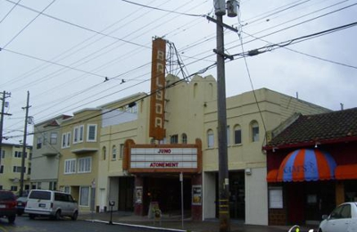 The Balboa Theatre - San Francisco, CA