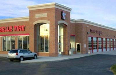 Belle Tire 6725 Kalamazoo Ave Se Kentwood Mi 49508 Yp Com