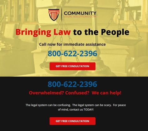 Community Legal Solutions