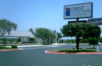 First Texas Bank - Pflugerville, TX