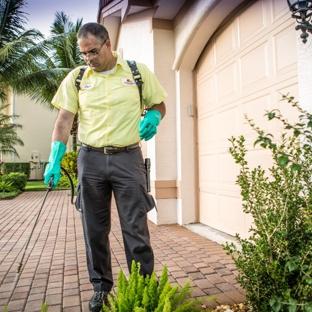Petri Pest Control Services Inc. - Pompano Beach, FL. Perimeter Application