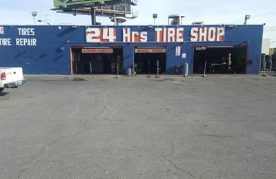 24 Hour Tire >> 24 Hour Tire Shop Inc 15 W Charleston Blvd Las Vegas Nv 89102 Yp Com