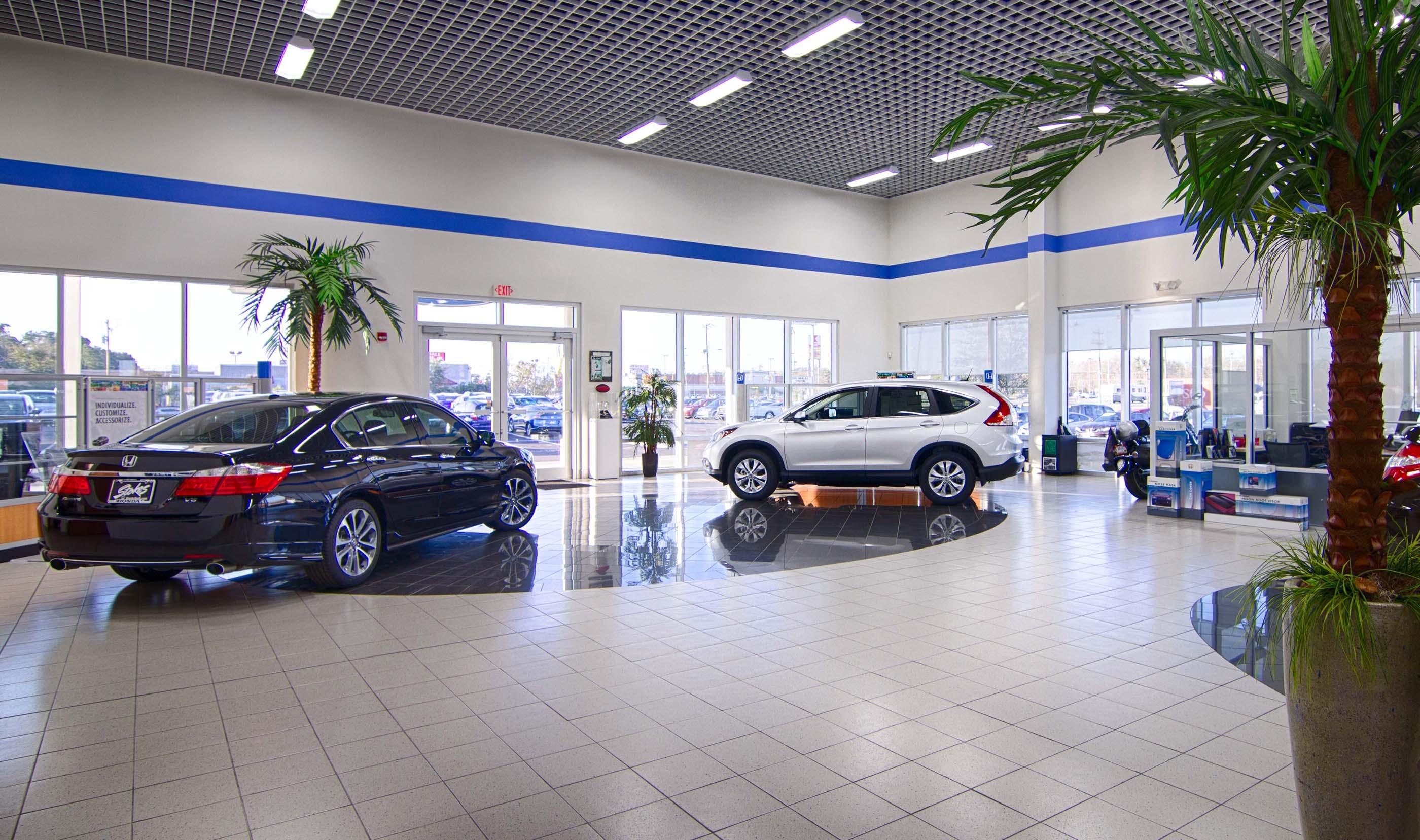 Honda Dealership Charleston Sc >> Stokes Honda North 8650 Rivers Ave Charleston Sc 29406 Yp Com