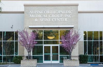 Alpine Orthopaedic Medical Inc - Stockton, CA