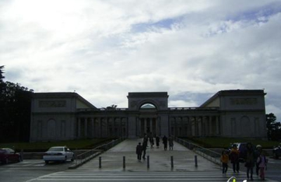Legion Of Honor Cafe - San Francisco, CA