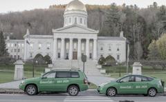 Central VT Green Cab