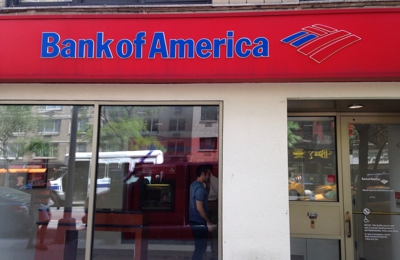 Bank of America - New York, NY. Bank of America
