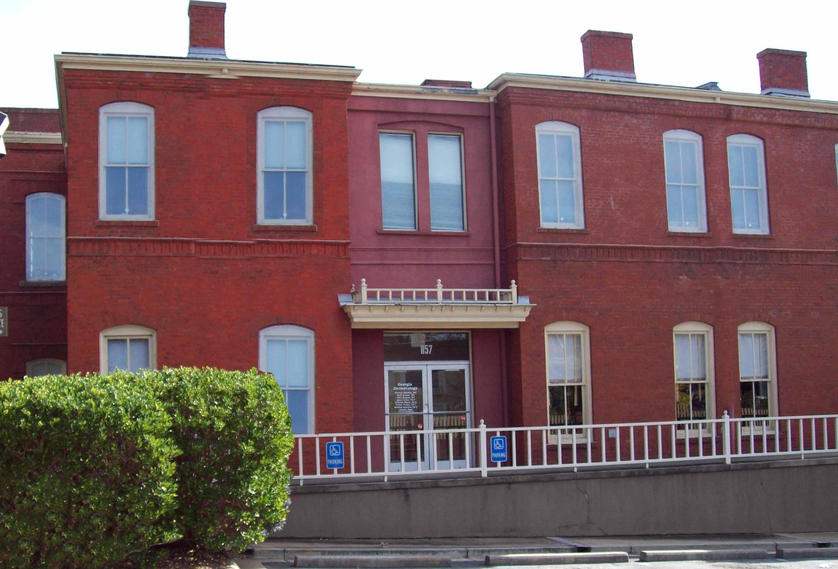 Georgia Dermatology Amp Skin Cancer Center 1157 Forsyth St