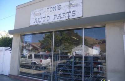 Don's Antique Auto Parts 37317 Niles Blvd, Fremont, CA 94536 - YP com