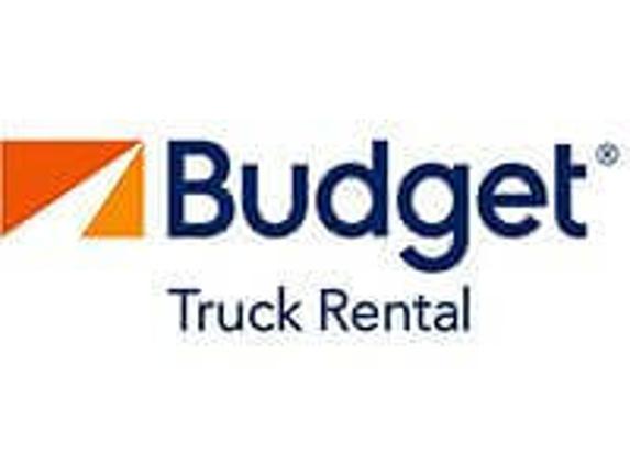 Budget Truck Rental - Dallas, TX