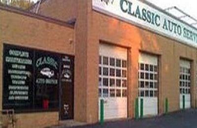 Classic Auto Svc - Delran, NJ