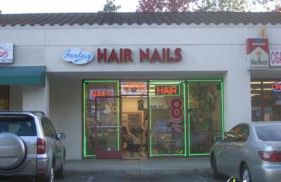 Fantasy Nails - Campbell, CA