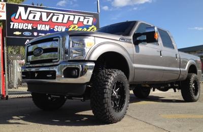 Navarra Truck Van & SUV Parts - San Jose, CA