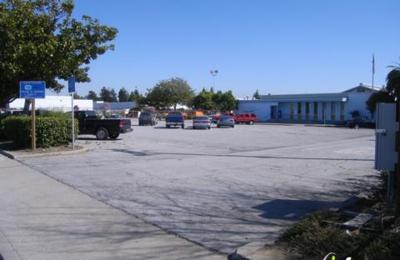 Equipment Department Shop 4 - San Leandro, CA