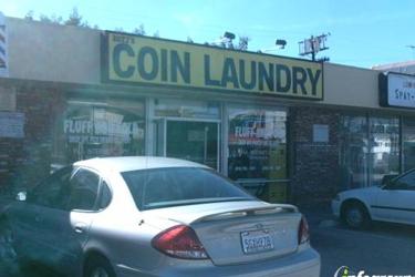 Buzz's Coin Laundry