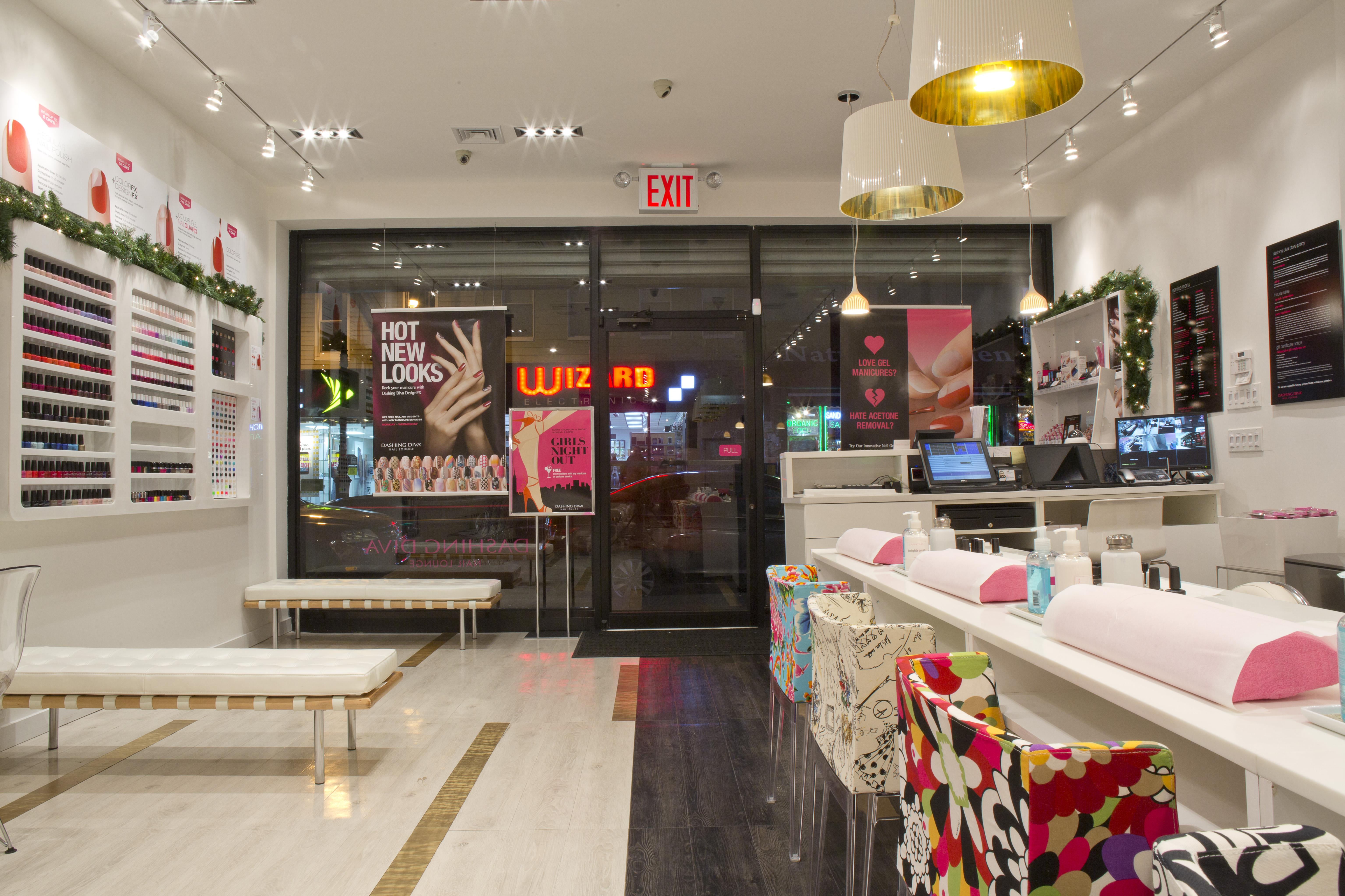 Dashing Diva Nail Lounge 753 Manhattan Ave, Brooklyn, NY 11222 - YP.com
