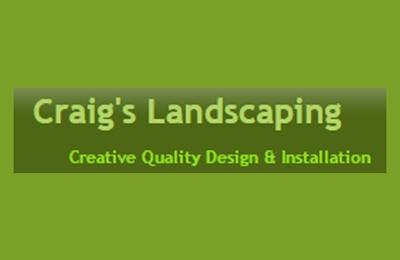 Craig's Landscaping