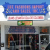 LUZ FASHIONS IMPORT AND SALES, INC.